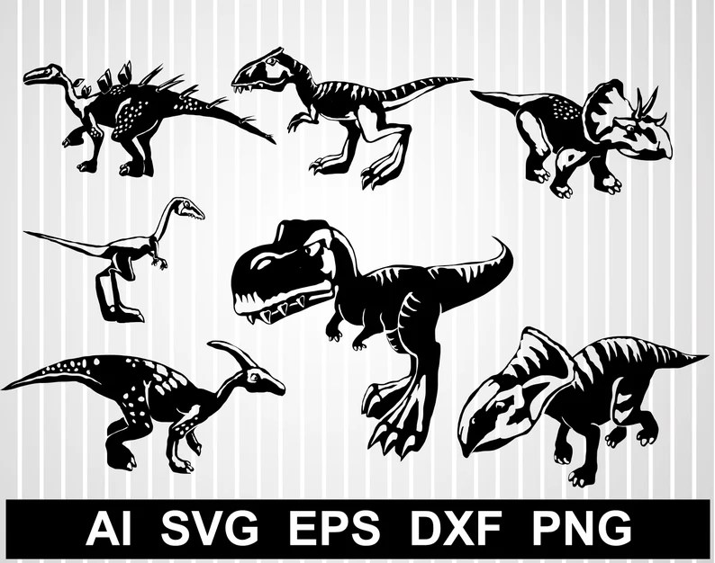 Download Dinosaur svg files for cricut T-rex svg free Dinosaur ...