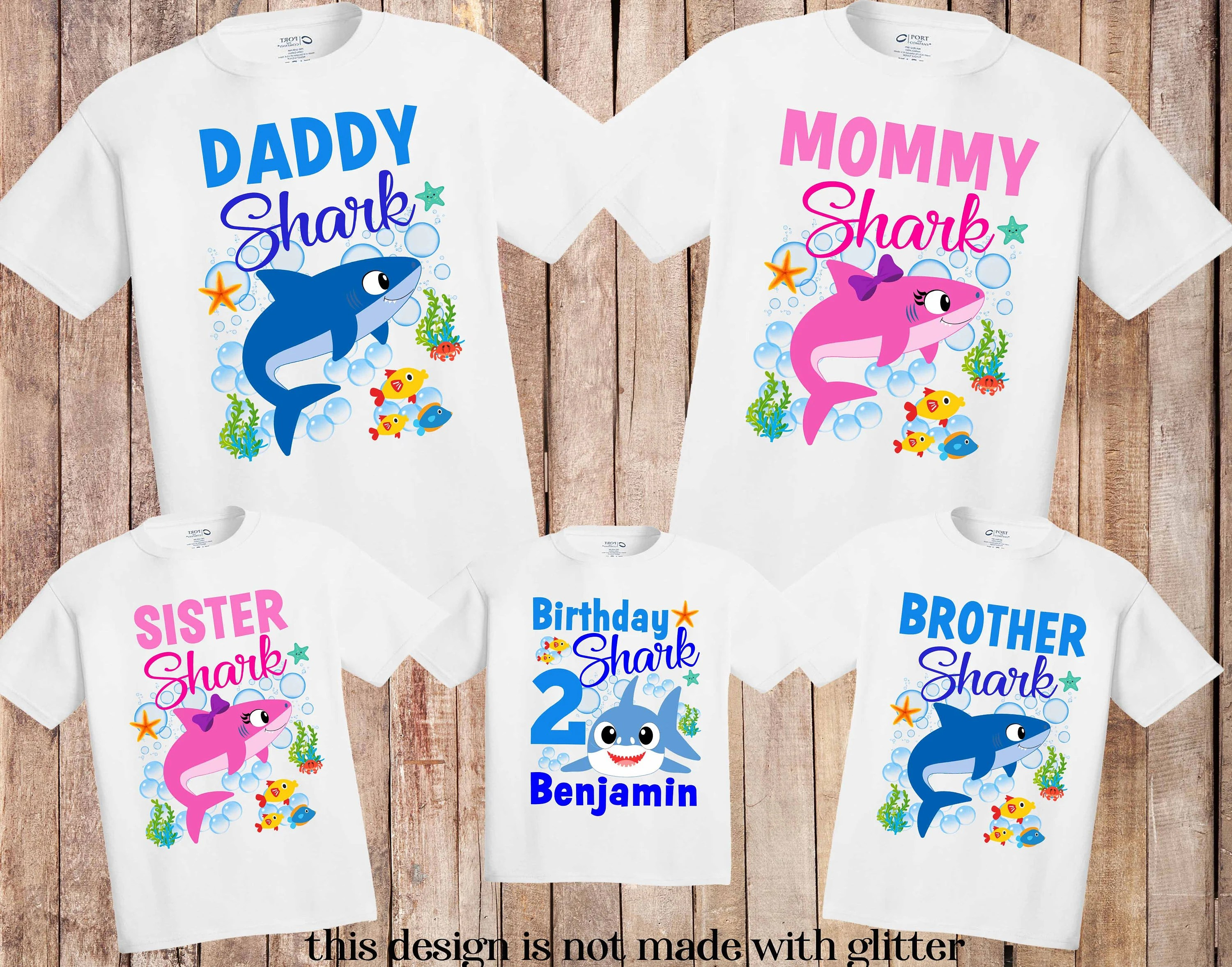 Baby Shark Birthday Shirt Buy Clothes Shoes Online
