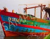 Heading to Sea, Hoi An, Vietnam