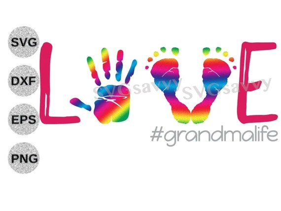 Download Download Love Grandma Life Svg DXF - All Free SVG Cut Files