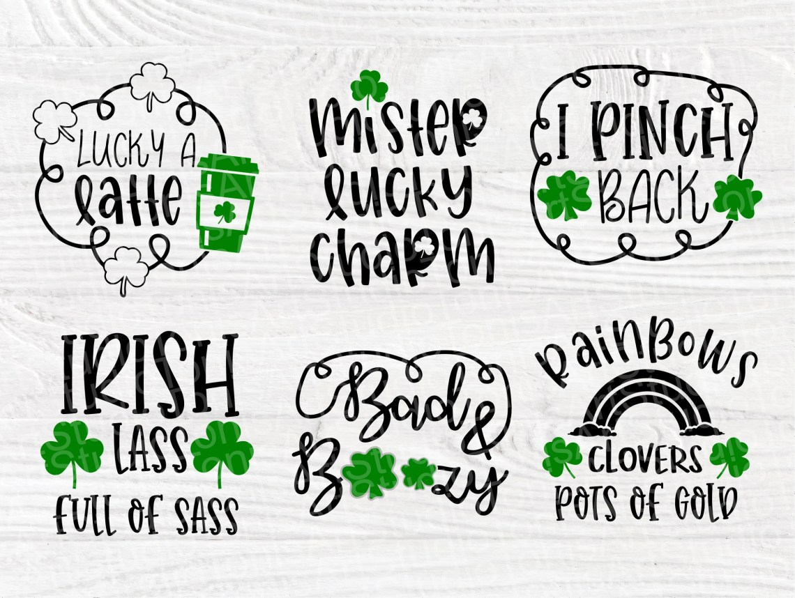 Download St Patrick's Day SVG Bundle | Irish Svg | Lucky Svg | St ...