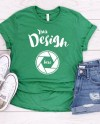 Kelly Green T Shirt Bella Canvas 3001 Mockup Unisex Kelly Etsy