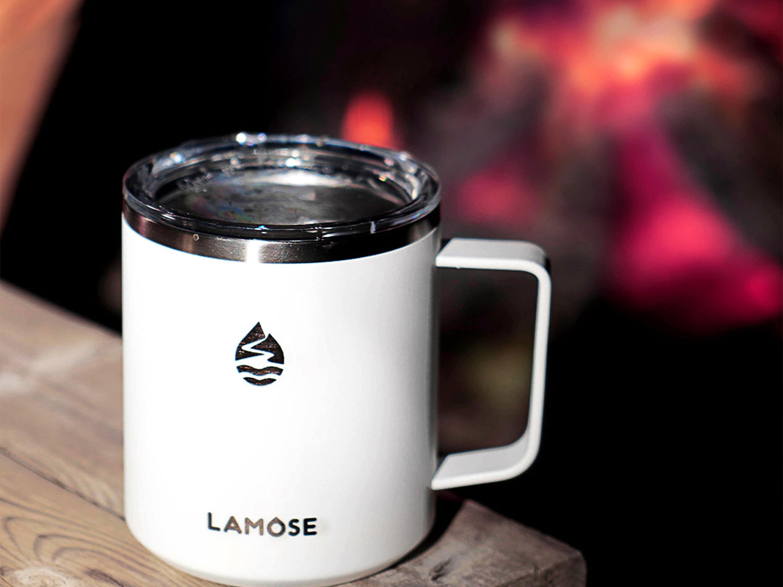 Logo Engraved Mug. Custom Mug Corporate Gift Ideas Company image 4