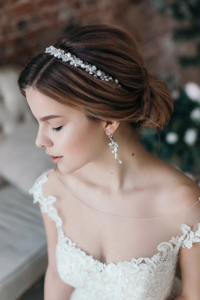 wedding hair accessories bridal hair accessories wedding hair band wedding headpiece bridal hair band bridal head band bridal headpiece band