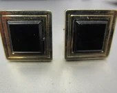 Vintage Cuff Links - We Combine Shipping