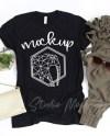 Bella Canvas 3001 Black Shirt Mock Up Womens Shirt Mockup Etsy
