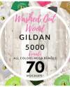 Women S Gildan 5000 T Shirt Mockup Mega Bundle All Colors Etsy