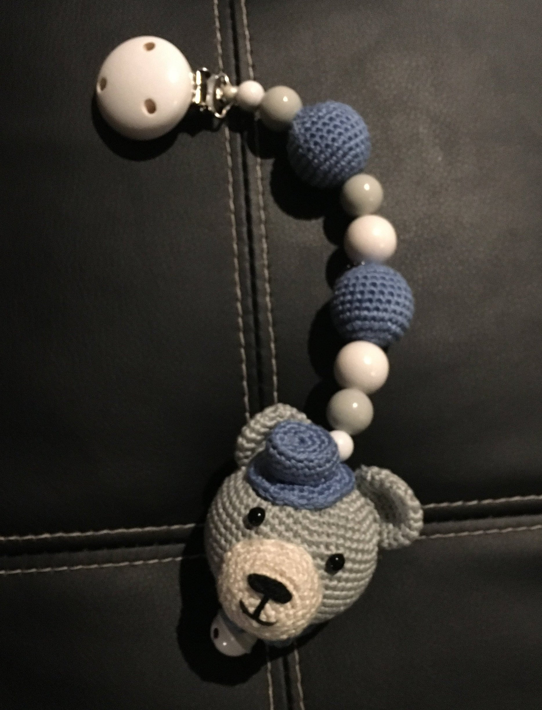Car seat/stroller crochet Baby-Teddy toy-teething/Wood beats                                                                    Lenascrochetshop         From shop Lenascrochetshop                               5 out of 5 stars                                                                                                                                                                                                                                                          (45)                 45 reviews                                                      CA$46.00                                                                   FREE delivery