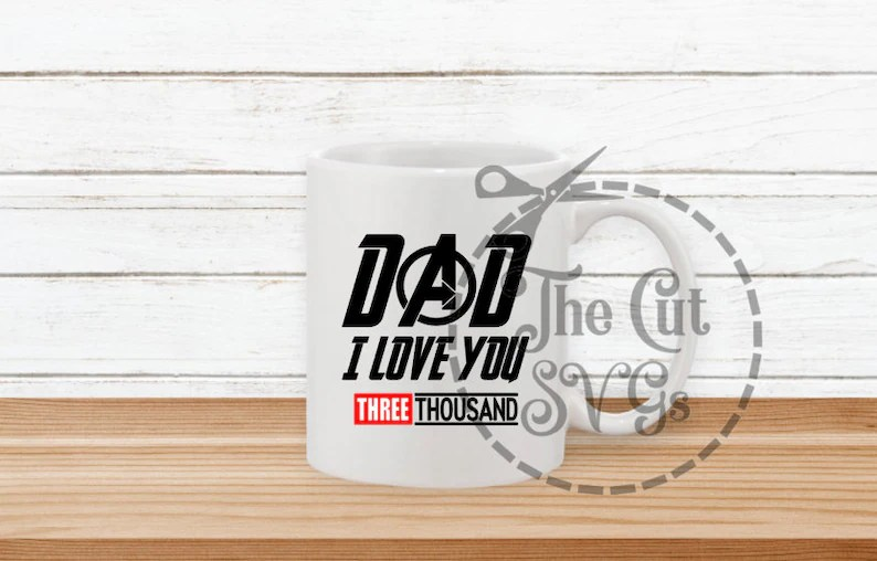 Download Dad I Love You 3000 SVG Best Dad Ever SVG Fathers Day Dad ...