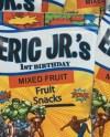 Custom Fruit Snacks Etsy