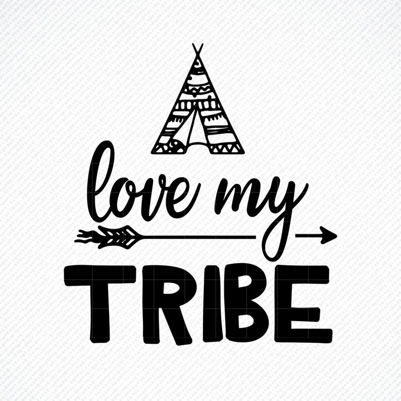 Download Love my tribe SVG Love my tribe Love my Tribe png Love my ...