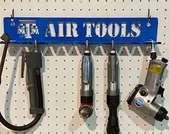 air tool rack etsy