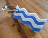Peterborough Water Bacon Keychain
