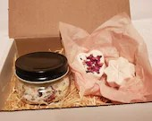 Small Spa Gift Set, Self Care Gift, Luxury Spa Gift, Aromatherapy Gift, Thank You Gift, Appreciation Gift, Thinking of You, Send Good Vibes