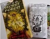 Tarot of the Secret Forest - Lucia Mattioli (Lo Scarabeo)