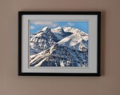 Canadian Mountains photography print