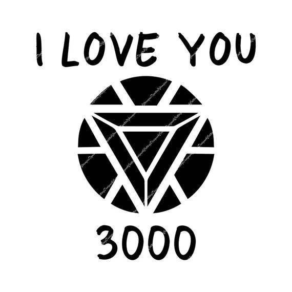 Download 24+ Dad I Love You 3000 Svg Free Images Free SVG files ...