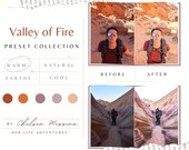 10 Lightroom Presets   Valley of Fire Red   Travel Blogger   Instagram   Lifestyle   Photography