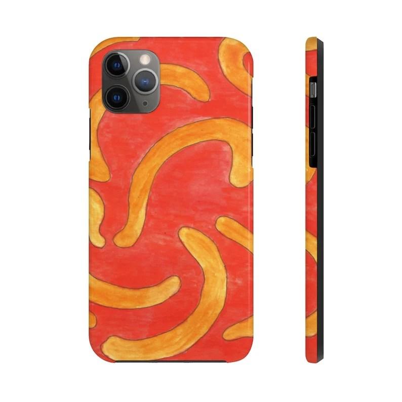 Cool Art Phone Case 24  Retro custom gift designer image 0