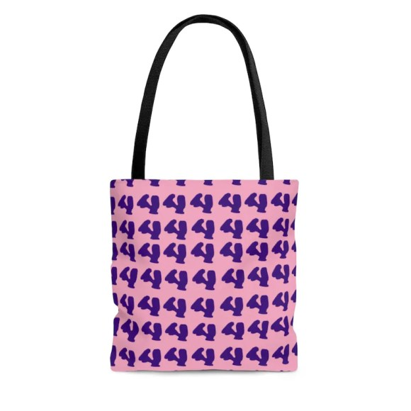 Cool Art Tote Bag 22  Retro custom gift aesthetic beach image 0