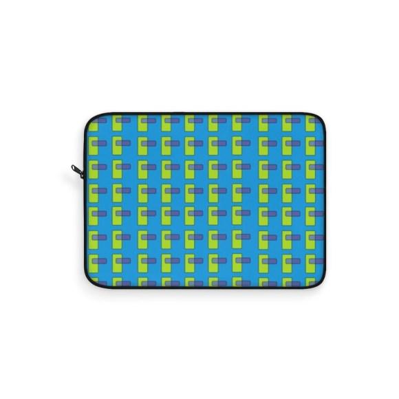 Cool Art Laptop Sleeve 28  Retro custom gift line art pop image 0