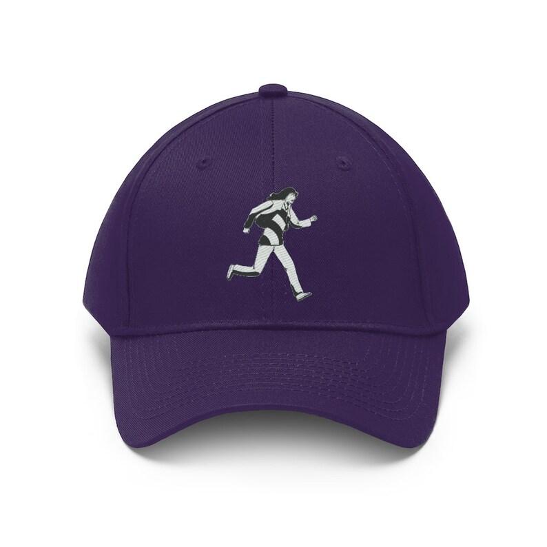 Cool Art Twill Hat 10 colors 2  Retro custom gift pop art image 0
