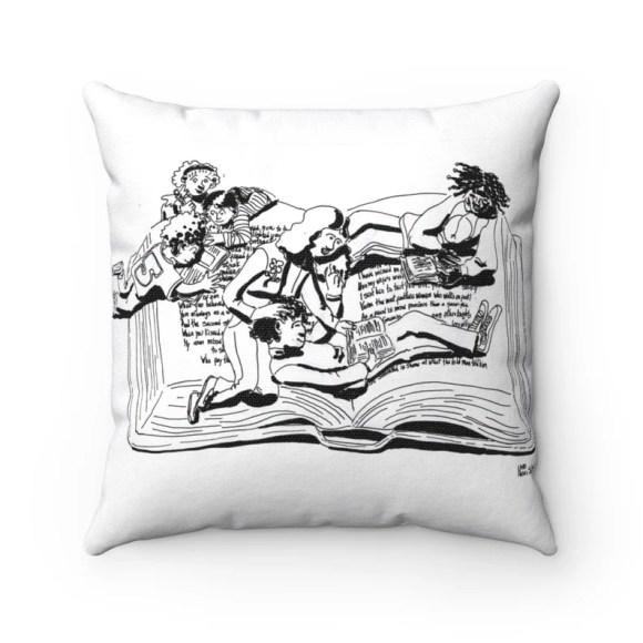 Urban Art Throw Pillows 2  Retro custom gift decorative image 0