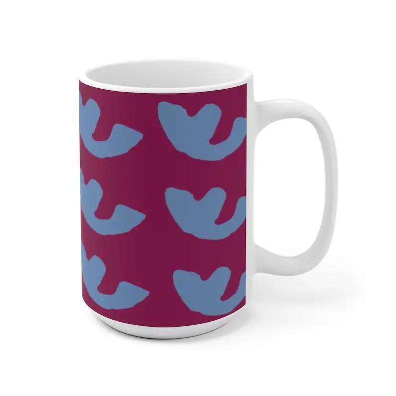 Cool Art Mug 2 sizes 68  Retro custom gift unique mugs with image 0