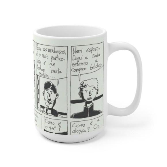 Cool Art Mug 2 sizes USA17  Retro custom gift unique mugs image 0