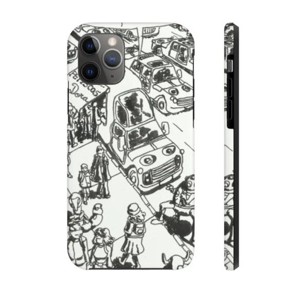 Urban Art Phone Case 12  Retro custom gift designer image 0
