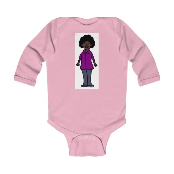 Urban Art Baby Onesie 13  Retro custom gift gender neutral image 0