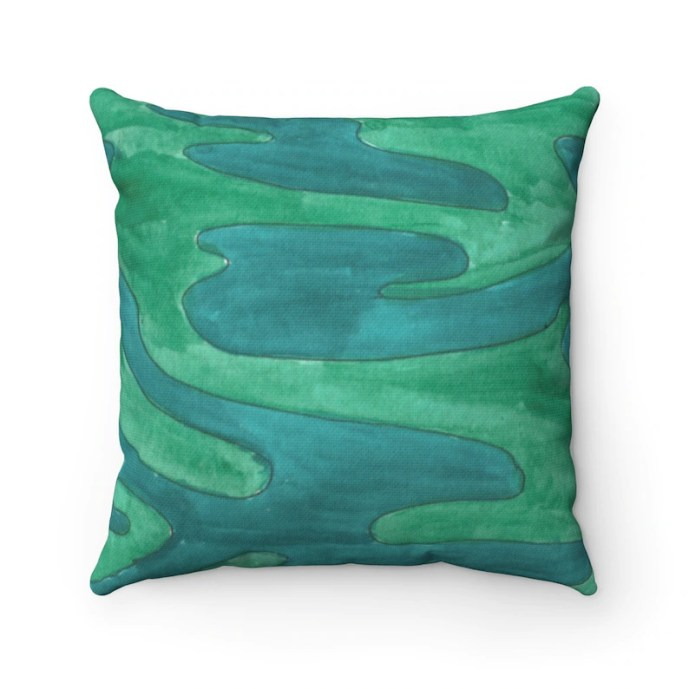 Cool Art Throw Pillows 14  Retro custom gift decorative image 0