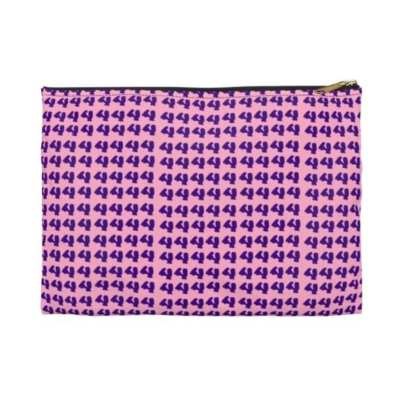 Cool Art Zipper Pouch 2 sizes 8  Retro custom gift image 0