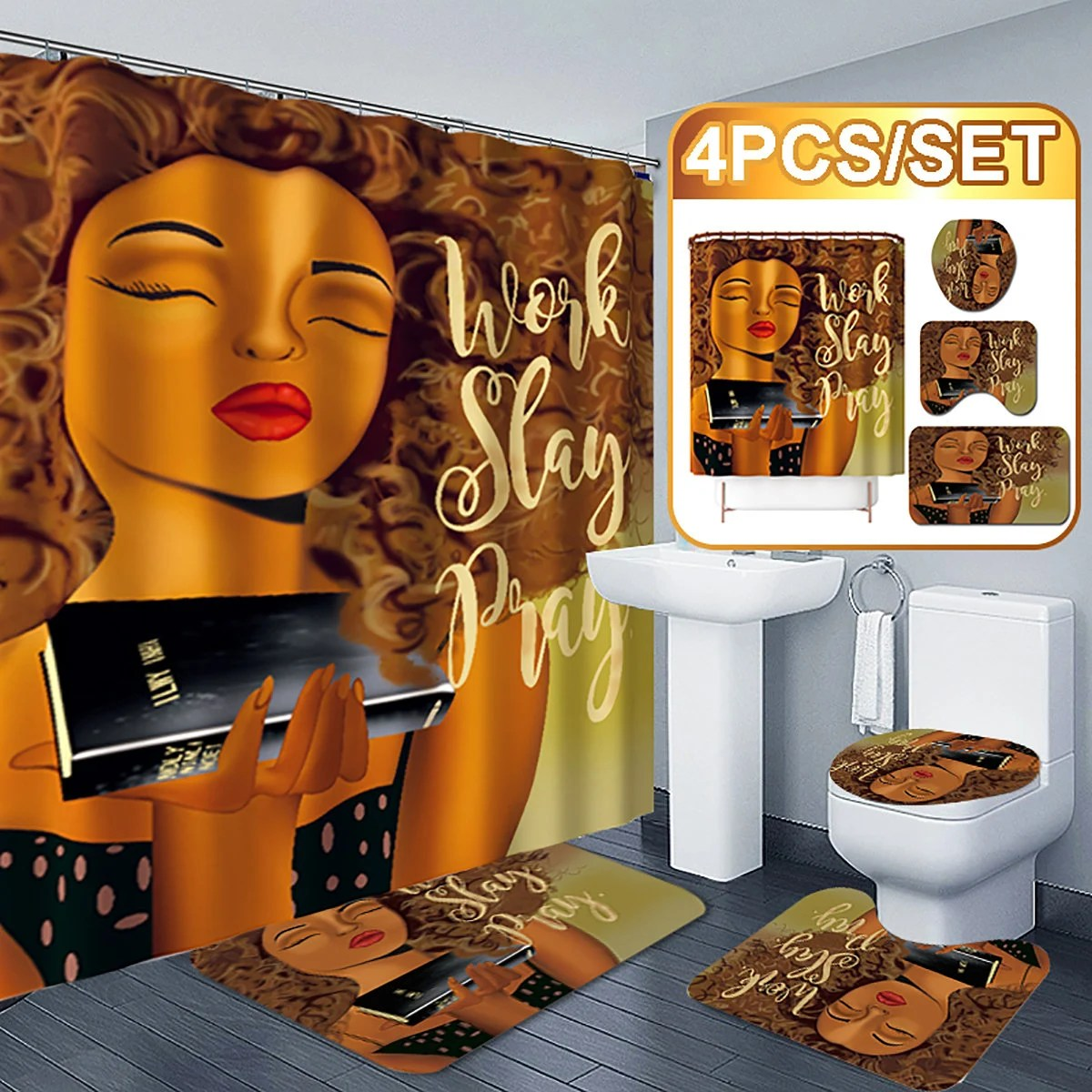 african shower curtain etsy