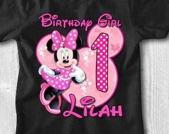 Minnie Mouse Birthday Shirt 2 Off 51 Www Usushimd Com
