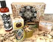 Scorpio Gift Set, Aromatherapy Gift Bundle, Birthday Gift for Mom, Daughter, Friend, Self-Love, Spa, Zodiac Inspired, Scorpio Inspired Set