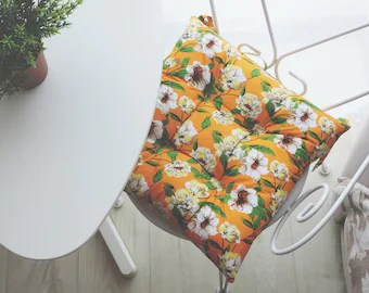 patio chair cushions etsy