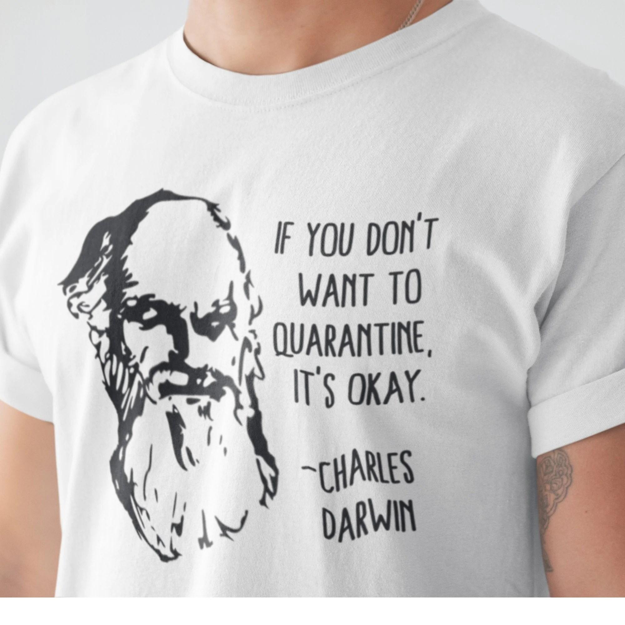 Charles Darwin Approves Memes