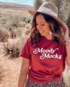 Rust Tshirt Mockup Etsy