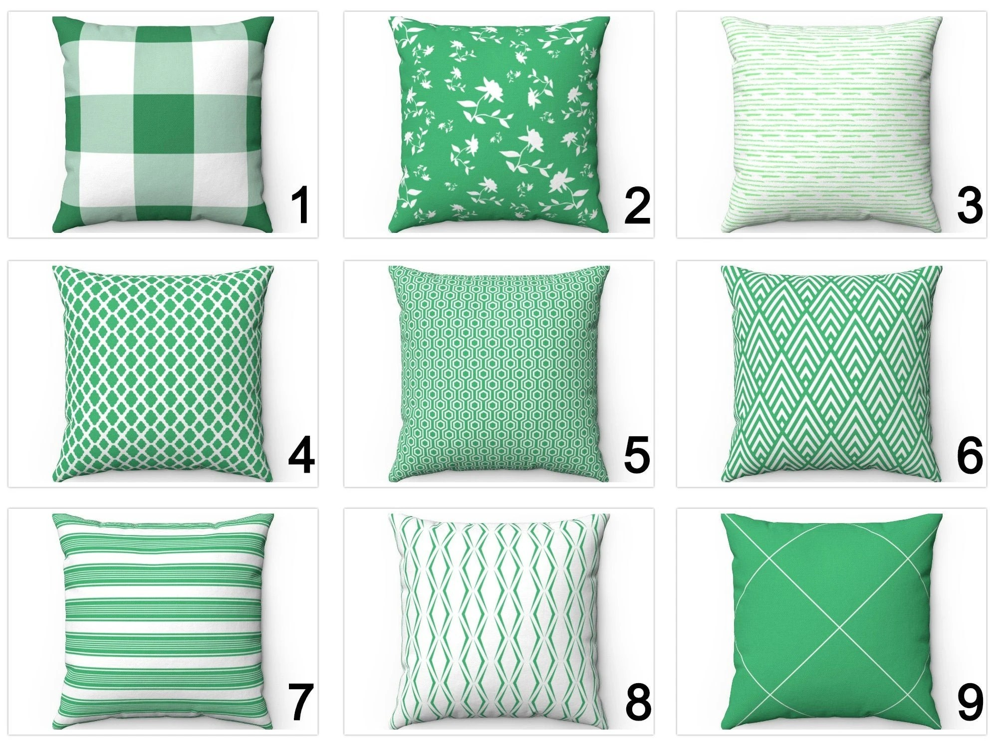 22x22 outdoor pillow etsy