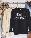 Gildan 18000 Mockup Sweatshirt Mockup Fall Mockup Black Etsy