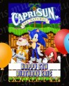 Sonic Capri Sun Etsy