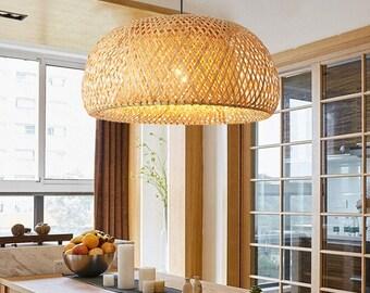 https www etsy com market rattan chandelier