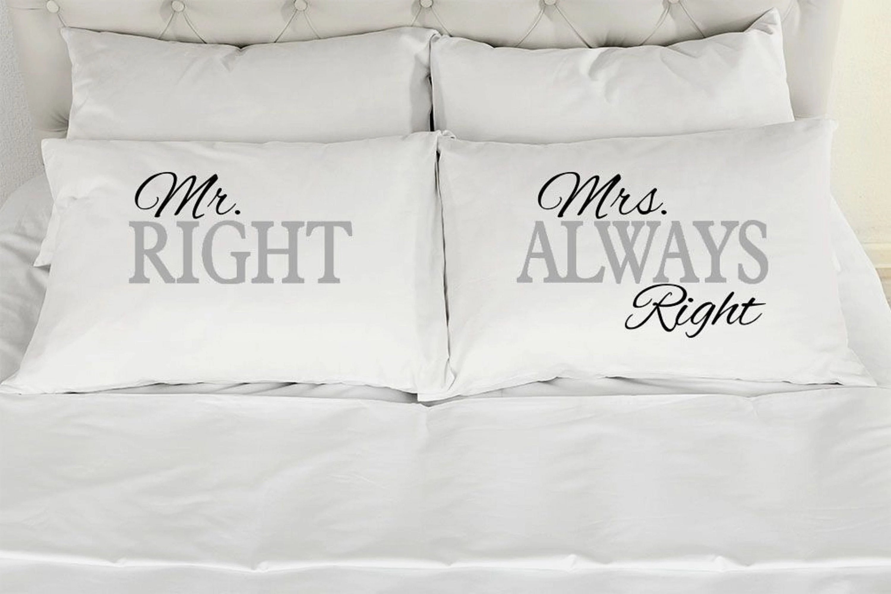 couples pillow cases etsy