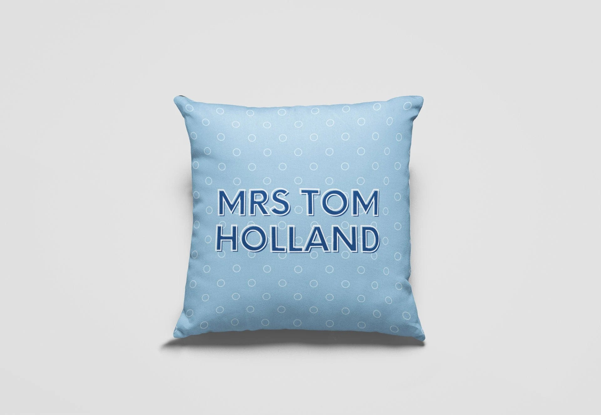 tom holland pillow etsy