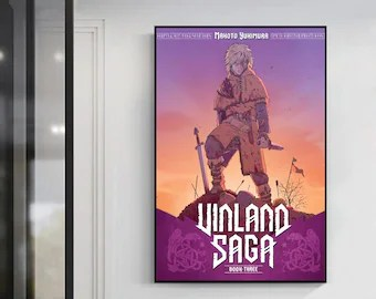 vinland saga etsy