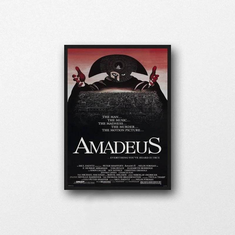 movie acrylic painting poster print