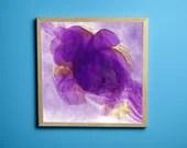Royal Purple, Printable Art, Wall Art Prints, Instant Download