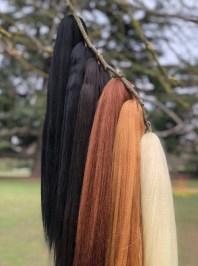 Colour 30 Light Braid pre stretched kanekalon braiding hair image 0