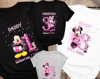 Minnie 1st Birthday Etsy